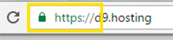Your site isn't secure unless it shows a green padlock on every page